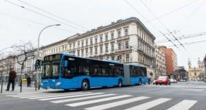 Átszállás nélküli közlekedés Óbuda és Kőbánya között a 9-es busszal.