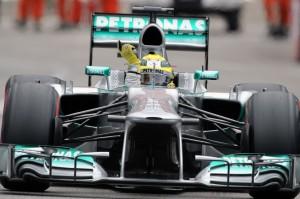 Nico Rosberg Fotó: Mercedes AMG Petronas