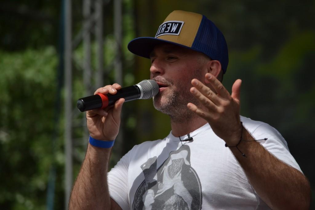 Pityinger László, művésznevén Dopeman,rapper