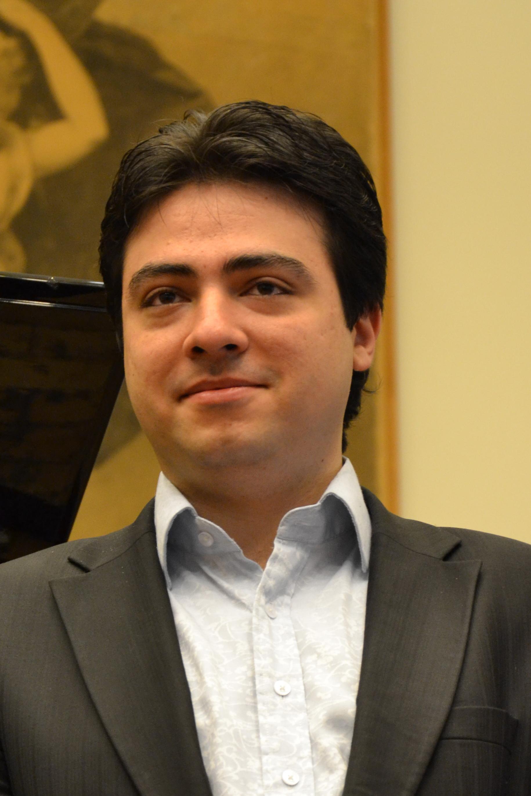Ifj. Balázs János Junior Prima díjas zongoraművész