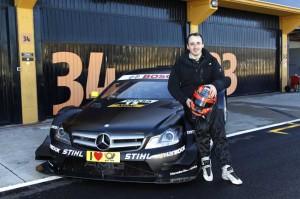 Robert Kubica nemrég kipróbálta a Mercedes szimulátorát
