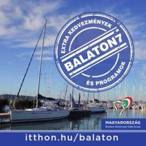 Indul a Balaton7 kampány, kedvezőek az előszezoni vendégforgalmi adatok