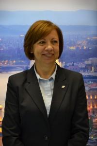 Denéné Tóth Marianna, a Magyar Turizmus Zrt. vezérigazgatója
