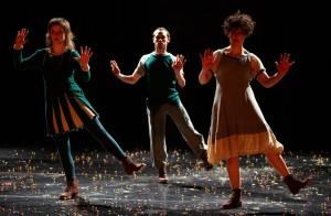 A Voks május 10-én, 19 órakor látható a temesvári Csiky Gergely Állami Magyar Színház Nagytermében