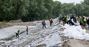 Árvíz - A 2002-es árvízhez hasonló helyzet várható