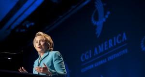 Clinton Global Initiative Meeting on Boosting U.S. Economy