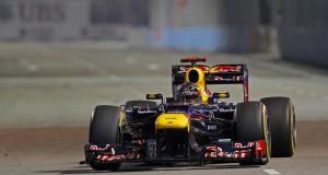 F1 -  GRAND PRIX OF SINGAPORE 2012