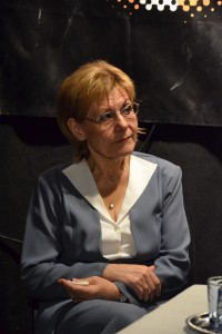 Marczis Béláné a Pesti Magyar Színház költségvetési felügyelője