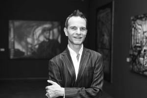 Ledényi Attila, a vásár alapító-igazgatója