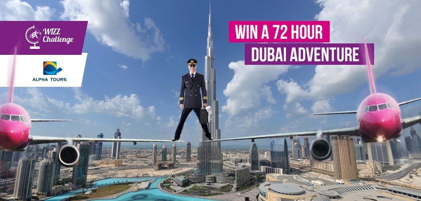 Wizz_Dubai Challange
