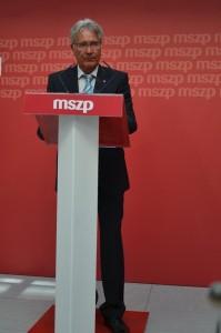 Tukacs István,  országgyűlési képviselő Fotó:Juhász Melinda