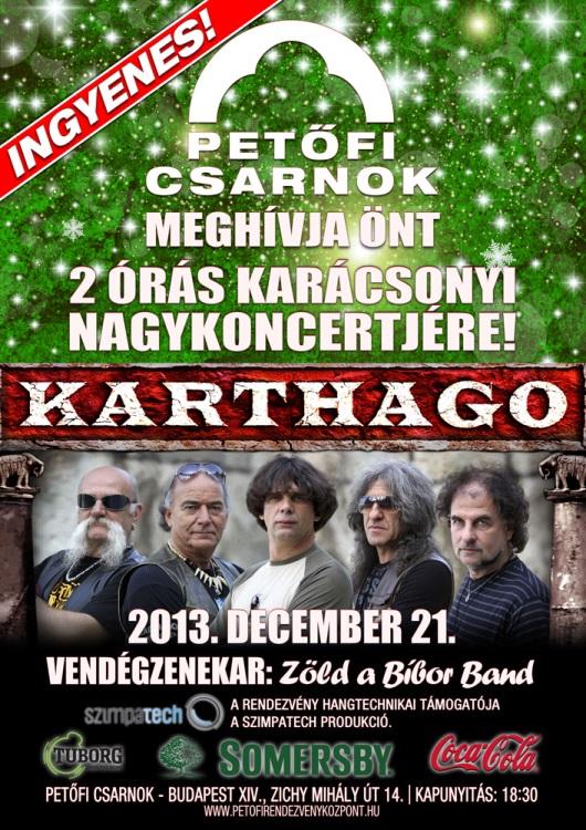 Karthago_koncert_plakat