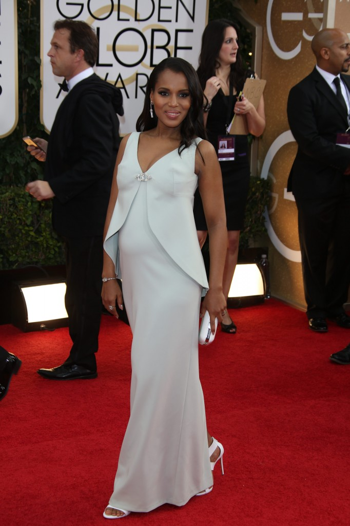 Golden Globe Awards 2014 - ARRIVALS