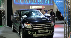 A Ford terepjáróra