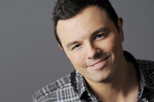 """Seth MacFarlane,  director and co-writer of the film """"TED,"""" poses for a portrait during the """"TED"""" press day at The Four Seasons Hotel on Saturday, June 16 in Beverly Hills, Calif. (Photo by Chris Pizzello/Invision/AP)"""