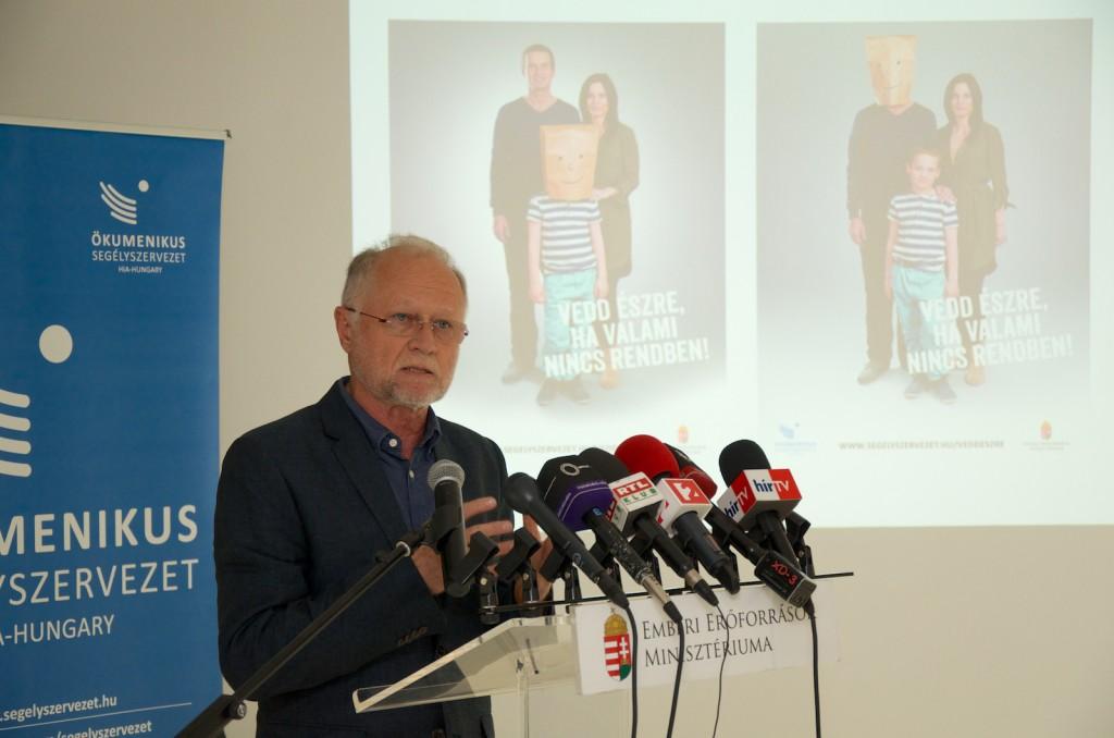 Figyelemfelhívó kampányt indít az Ökumenikus Segélyszervezet a kapcsolati erőszak ellen