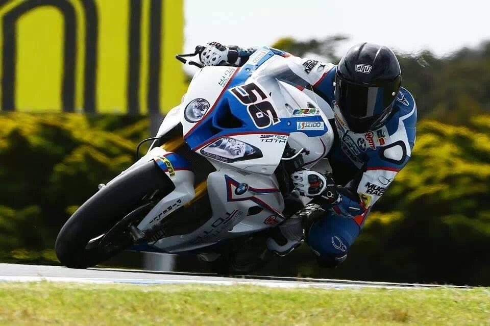 Bizonyítani szeretne a hétvégi aragóni futamon a BMW Racing Team Toth mindkét versenyzője a Superbike-vb csúcskategóriájában