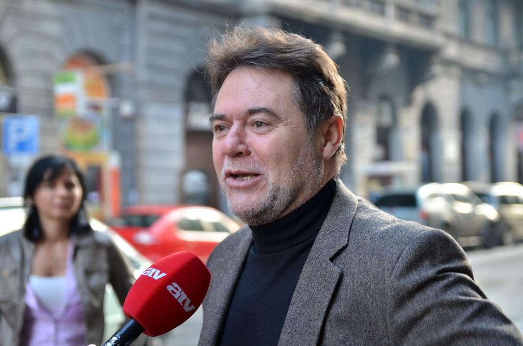 Józsa István, az MSZP frakcióvezető-helyettese  Fotó: Juhász Melinda