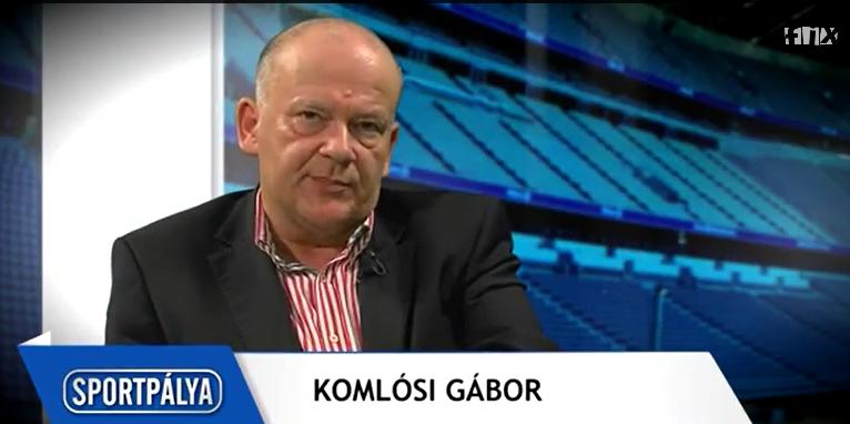 Komlósi Gábor 10 év kihagyás után tér vissza a képernyőre