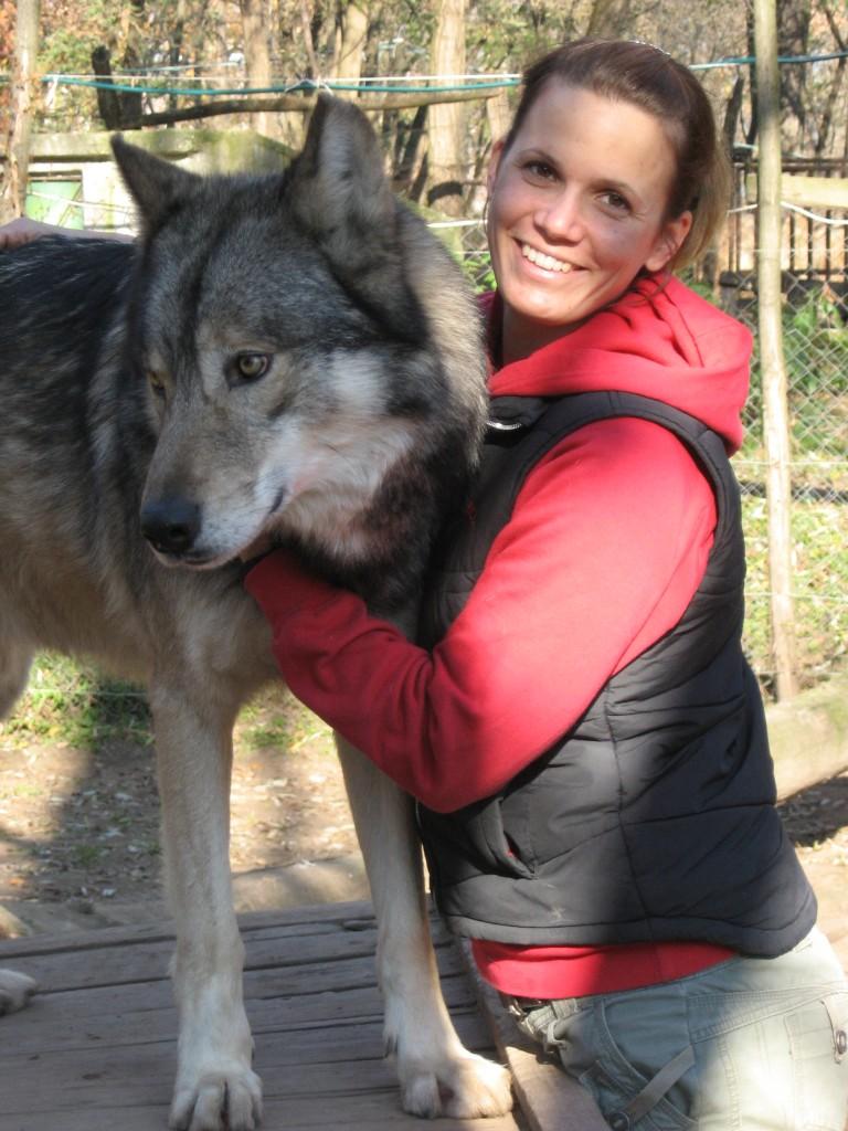 Újvary Dóri és a farkasok