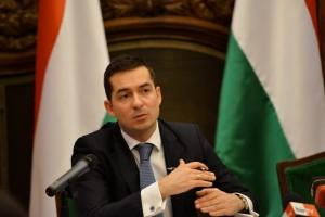 Horváth Gergely, a Magyar Turizmus Zrt. vezérigazgató-helyettese Fotó: www.amdala.hu