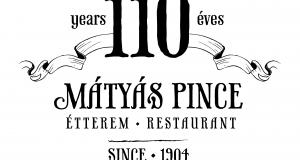 Mátyás Pince_110_éves_logó