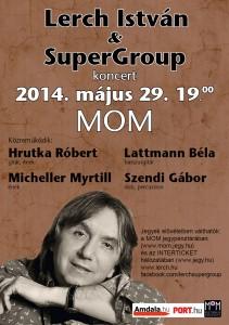 2014. május 29. 19:00 MOM Kulturális Központ