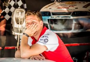 Elromlott szervóval jutott a legjobb négy közé a Lóerők Éjszakáján a Tomracing Motorsport Team versenyzője