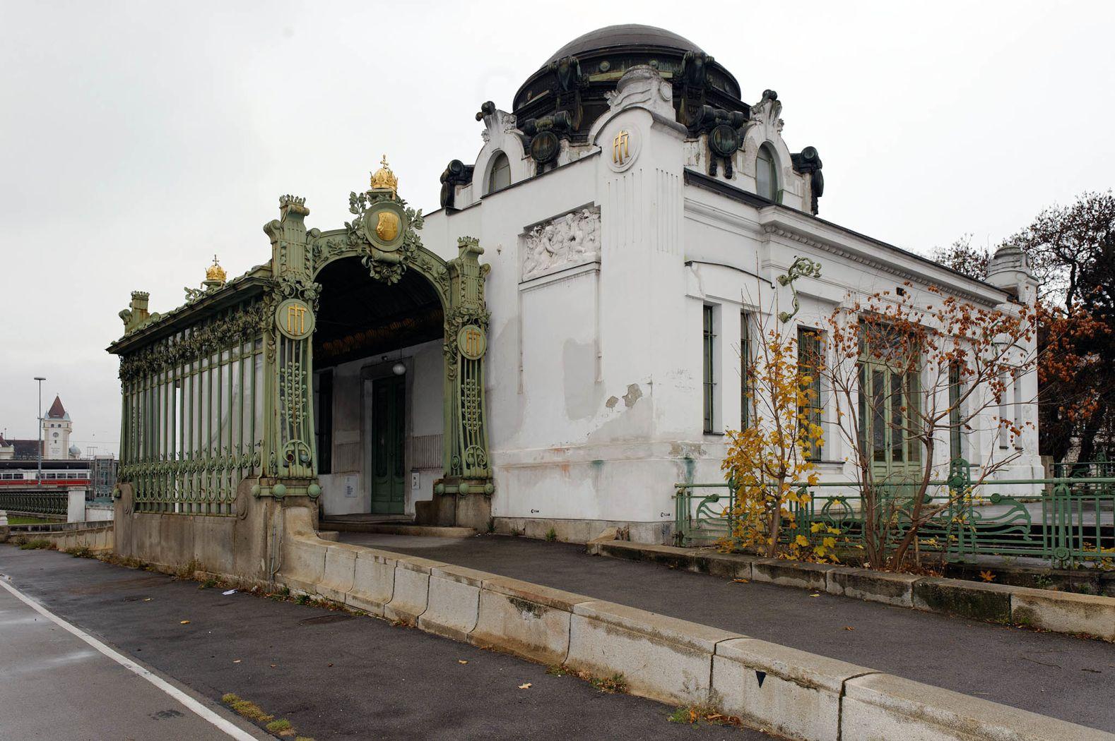 Hofpavillon-Kaiser Haltestelle