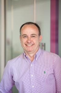Owain Jones, a Wizz Air vállalati kapcsolatok igazgatója