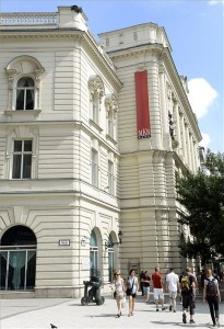 Az MKB Bank Zrt. székháza Budapesten, a Váci utcában 2014. július 24-én. A magyar kormány megvásárolja az MKB Bank Zrt.-t a Bayerische Landesbanktól (BayernLB). MTI Fotó: Soós Lajos