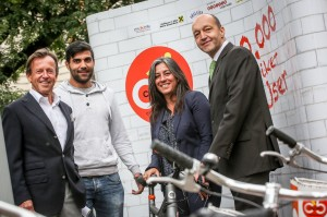 Rekord: Citybike Wien mit 500.000 NutzerInnen