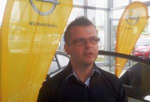Hoffer Zsolt, Hungarian Police Rallye Team versenyzője