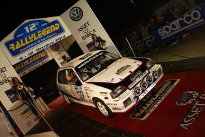 SOLID RACING TEAM – 12. Rally Legend, San Marino, 2014. október 9-12. Merencsics Árpád – Varga Sándor, Suzuki Swift GTi