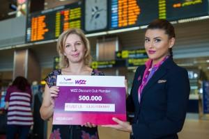 Wizz 500 000