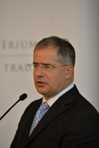 Kósa Lajos,a Fidesz ügyvezető alelnöke