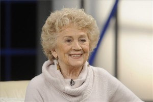 2013. március 6-án készült kép Margitai Ági színművészről a Hogy volt!? című tv-műsor felvételén, az MTVA Kunigunda útjai gyártóbázisának 7-es stúdiójában. A Kossuth- és Jászai Mari-díjas, kiváló és érdemes művész rövid, súlyos betegség után november 4-én otthonában, szerettei körében 77 éves korában elhunyt. MTI Fotó: Zih Zsolt