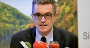 dr. Ruszinkó Ádám, a Nemzetgazdasági Minisztérium turizmusért felelős helyettes államtitkára