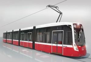Wiener Linien erneuern Flotte mit bis zu 156 Flexity-Straßenbahnen
