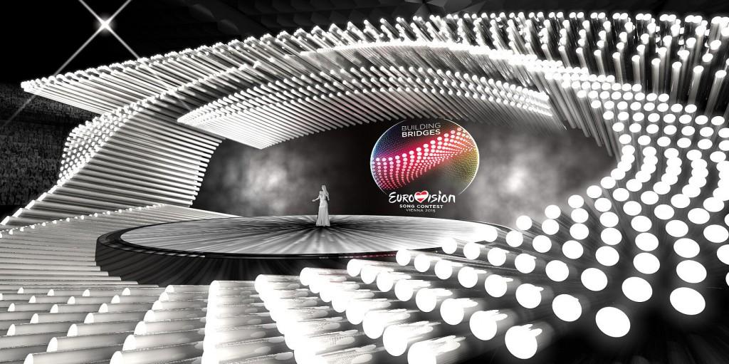 ?Eurovision Song Contest?: Das Stagedesign ? die Vision