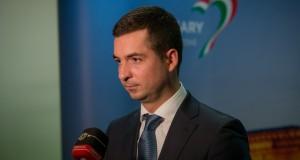 Horváth Gergely az MT Zrt. turisztikai vezérigazgató-helyettese Fotó: Dóka Attila