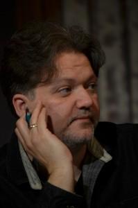 Szabó Zoltán Attila író, költő, a Nyugat Plusz főszerkesztője