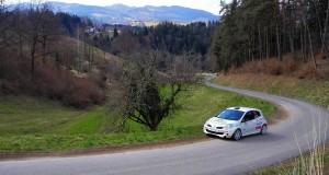 Klaus Motorsport – Rally Rebenland, 2015. március 27-28.  Klausz Kristóf – Kecskeméti Balázs, Renault Clio R3