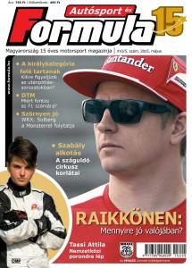 Megjelent a legfrissebb Autósport és Formula Magazin