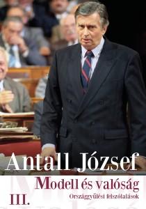 Antall Jozsef_Modell III_front