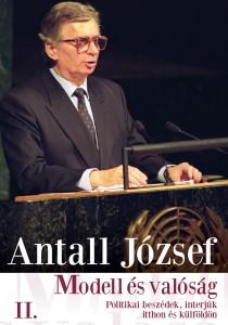 Antall Jozsef_Modell II_front