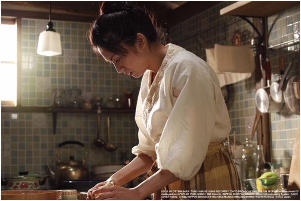 A Japán Alapítvány bemutatja:Szamuráj a konyhában - Japán filmhét