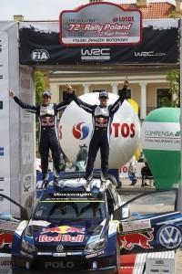A francia idei ötödik győzelmét szerezte Lengyelországban