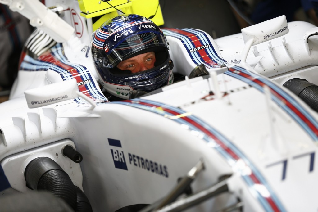 A múlt héten felkavarta az állóvizet a legmérvadóbb olasz sportnapilap cikke, mely szerint a Ferrari megállapodott a Williams csapattal arról, hogy fizet azért, hogy Valtteri Bottast elengedje a csapat a Ferrarihoz a 2016-os szezontól kezdve. Fotó: Amber PR