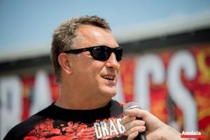 Kohári Zoltán, a  Tomracing Motorsport versenyzője  Fotó: Juhász Melinda